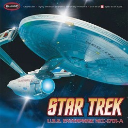 Star Trek U.S.S. Enterprise  1/350