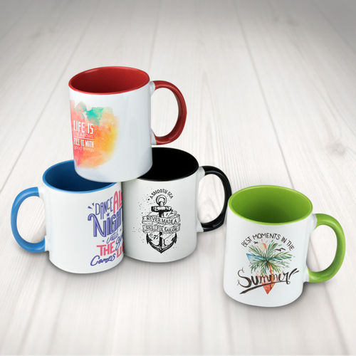 "Taza  ""Colours"""