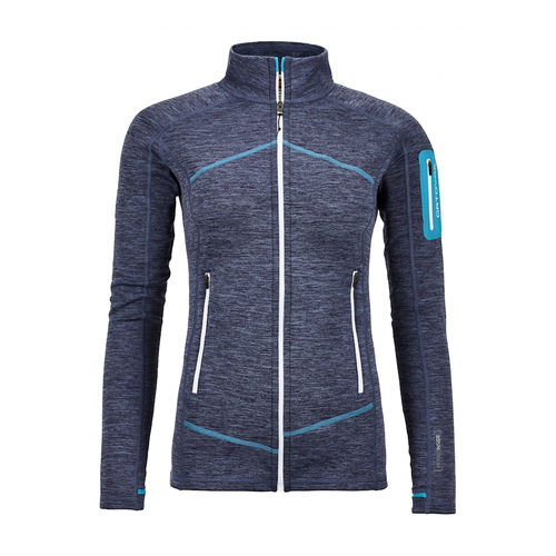 FLEECE LIGHT MELANGE JACKET W (Ortovox)