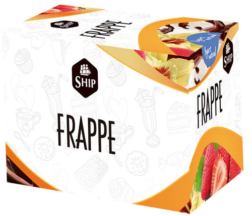 Ship frappe yogurt natural
