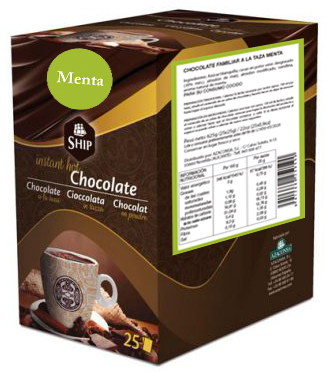 Ship chocolate 25 - Menta